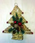Vianočný aranžmán – stromček